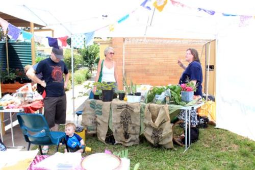 Sustainable Fawkner December Food Swap and Jumble sale