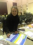 Camille Sydow from Animal Justice Party signed the ACF Pledge